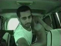 Arab Hoe Fucked In The Car