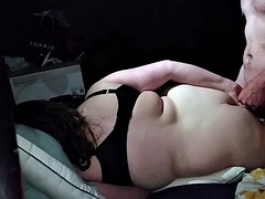 Bbw wife ass fuck angle 1