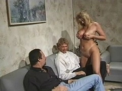 sinful blonde wife is shared