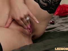 Squirting in front of my Mother in Low