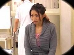 Hidden camera At Gynecologist