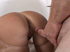 incredible sex with the horny brunette vannah sterling