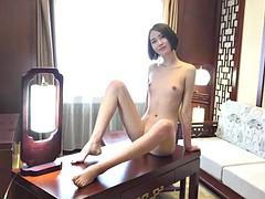 skiny asian
