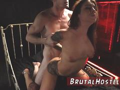 Anal bondage and bdsm sub deutsch Excited youthful tourists Felicity Feline and Jade