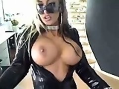 Else from kinkyandlonelycom - German bomb striptease