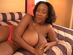 breasty ebony interview