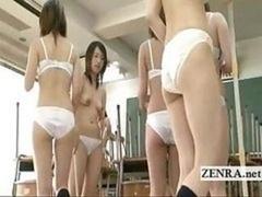 Japonaise, Nue  à poil, Nue