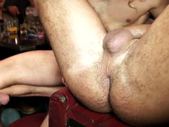 inked hunk european muscle fucked raw