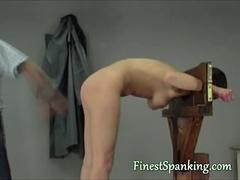 Cul, Bondage domination sadisme masochisme, Bondage, Fessée, Adolescente