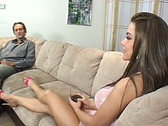 New stepson gets to bang her stepson