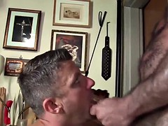Chris deer skin to waste time going down on fat cock Alessio
