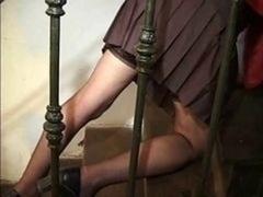 Анальный секс, Женщины, Служанка, Киски