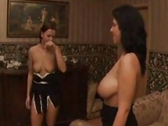 German swingers woman and furthermore servitude play