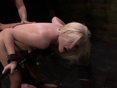 FetishNetwork Jenna Ivory sybian bondage