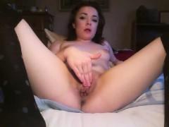 Tara Tainton dirty talk joi in stockings jerk