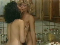 Two Hot Hairy Lesbian Classic