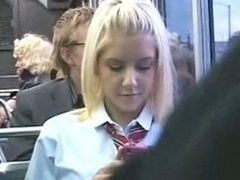 Chica, Autobús