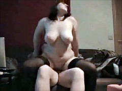 Amateur hot wife anal