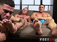 Gay twinks jacking off on feet Ricky Hypnotized To Worship J