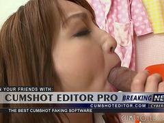 15 Submissive Japanese Schoolgirl Made To Please Cock