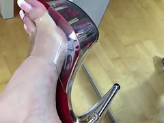 Fétiche des pieds