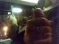 Public Jerking In Train