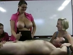 Jerky Chicks - School Boy Humiliation - Carrie-faith