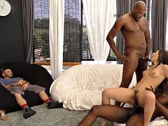 nothing can please abella danger like getting fucked by black guys