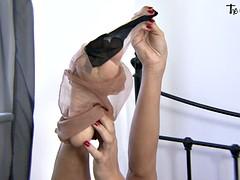 Sexy Feet Of Amazing Girl Chloe