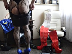 my high heels - part 3