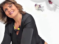 cougar wet mommy