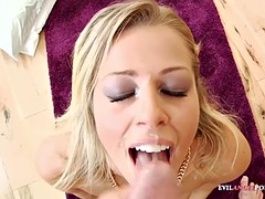 amazing cumshot and facial compilation