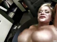 Anaal, Lieveling, Grote mammen, Blond, Compilatie, Sperma shot, Dubbele penetratie, Hardcore