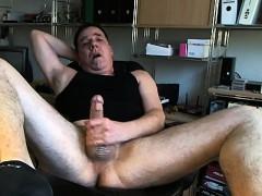 Penis rubbing