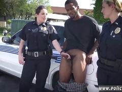 Big ass amateur outdoor We are the Law my niggas and the law needs black cock