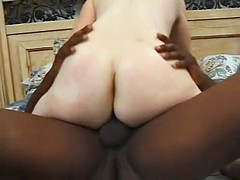 Lovely wife blacked