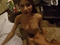 Nana, Gros seins, Hard, Pov, Prostituée, Transsexuelle, Thaïlandaise, Nénés
