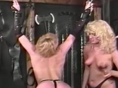 bdsm retro lesbian whips