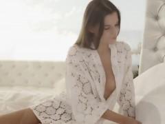 Morena, Erótico, Masturbación, Solo