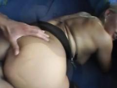 Blonde Cowgirl Sex Fun