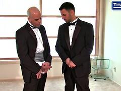 Tabu dirty talk leads to gay sex
