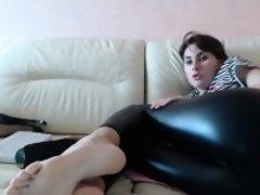 Aleksajayne fetish feet that are 26min barefeet