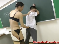 """Dom nippon newhalf cocksucked by student"""