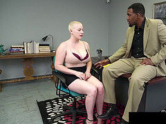 yam-sized big-chested ultra-cutie Riley Nixon Is Dark Dicked By Rome Major!
