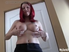 you will love jerking your cock for me joi