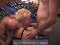 Homemade 3some