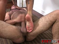Gay striper porn Johnny Hazzard Stomps Ricky Larkin